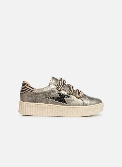 Trainers Vanessa Wu BK2004 Bronze and Gold back view