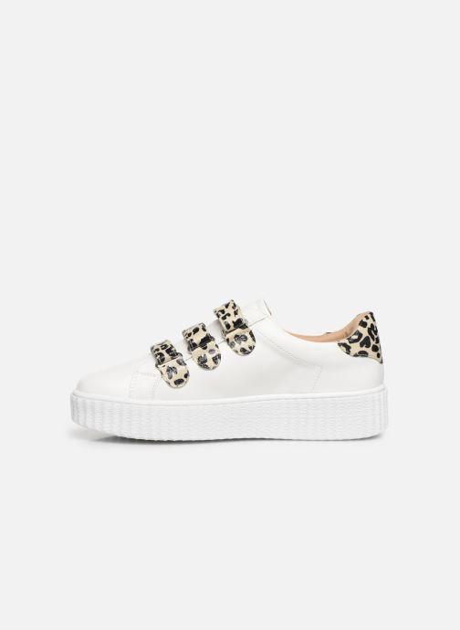 Sneakers Vanessa Wu BK2004 Hvid se forfra