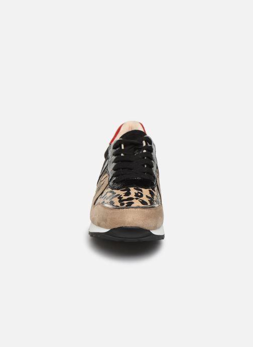 Baskets Vanessa Wu BK1999 Noir vue portées chaussures