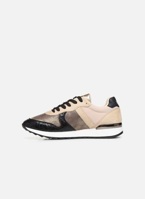 Sneaker Vanessa Wu BK1999 beige ansicht von vorne