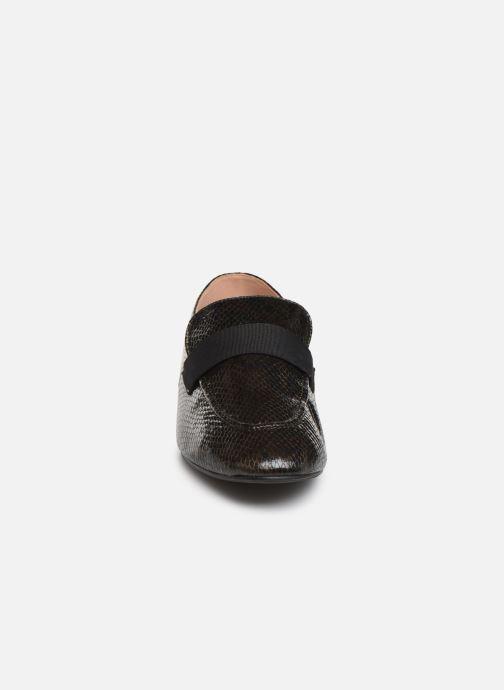 Mocassins Vanessa Wu MO1996 Multicolore vue portées chaussures