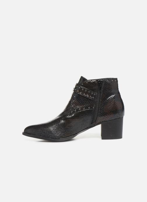 Boots en enkellaarsjes Vanessa Wu BT2015 Zwart voorkant