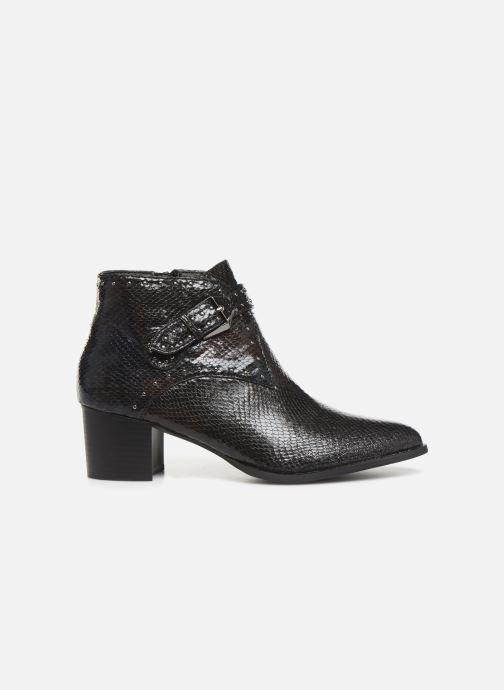 Bottines et boots Vanessa Wu BT2015 Noir vue derrière