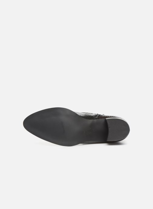 Bottines et boots Vanessa Wu BT2015 Noir vue haut