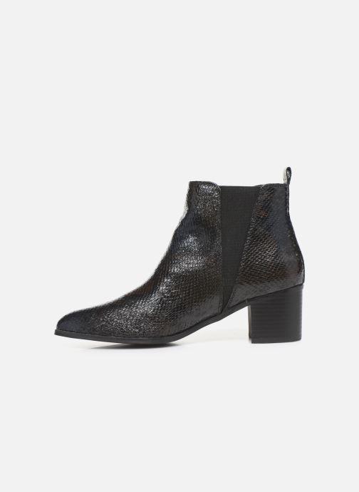 Bottines et boots Vanessa Wu BT2020 Noir vue face