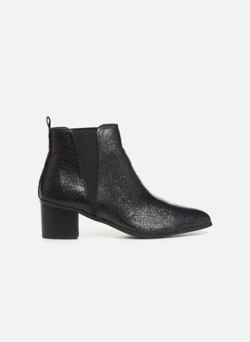 Boots en enkellaarsjes Vanessa Wu BT2020 Zwart achterkant