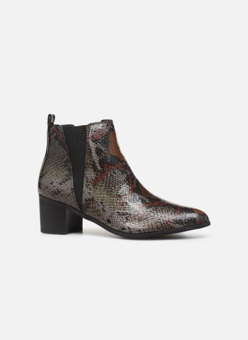 Ankle boots Vanessa Wu BT2020 Multicolor back view