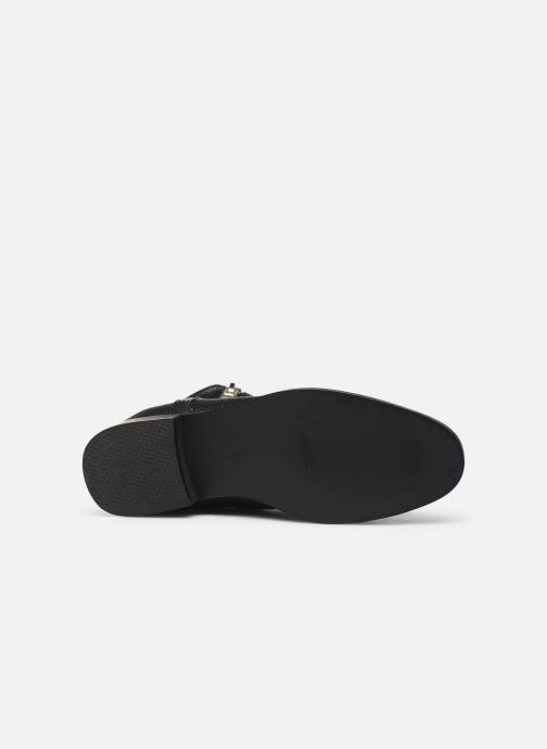 Stiefeletten & Boots Vanessa Wu BT2016 schwarz ansicht von oben