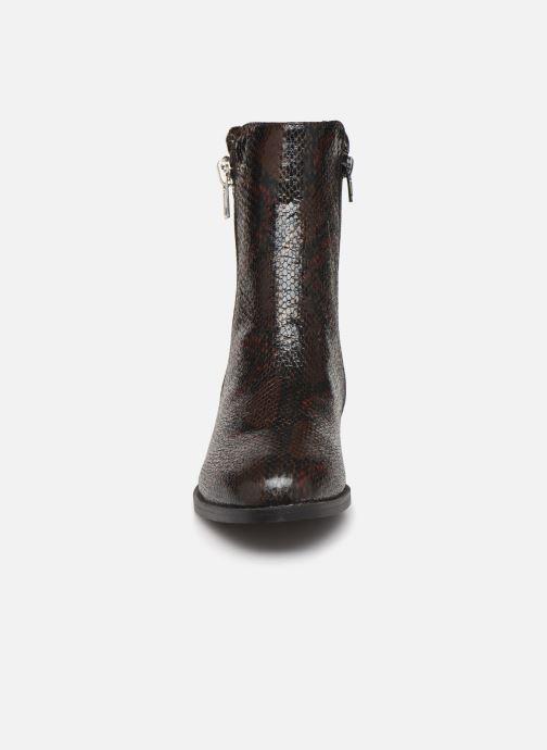 Bottines et boots Vanessa Wu BT2016 Multicolore vue portées chaussures
