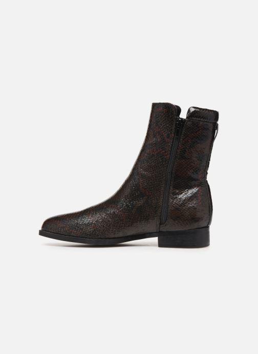 Bottines et boots Vanessa Wu BT2016 Multicolore vue face