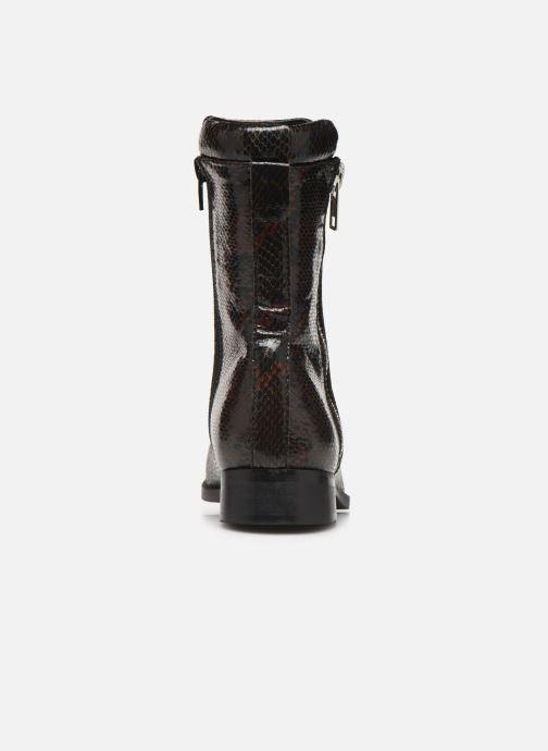 Bottines et boots Vanessa Wu BT2016 Multicolore vue droite