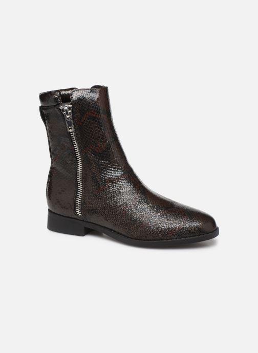 Bottines et boots Vanessa Wu BT2016 Multicolore vue détail/paire