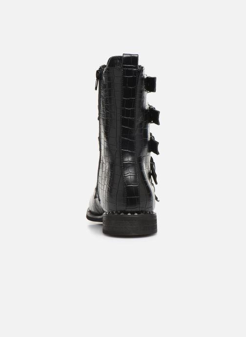 Bottines et boots Vanessa Wu BT2017 Noir vue droite