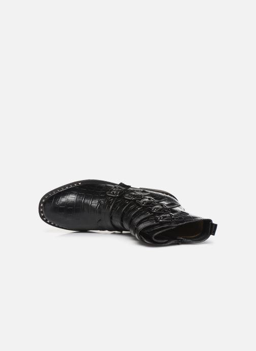 Bottines et boots Vanessa Wu BT2017 Noir vue gauche