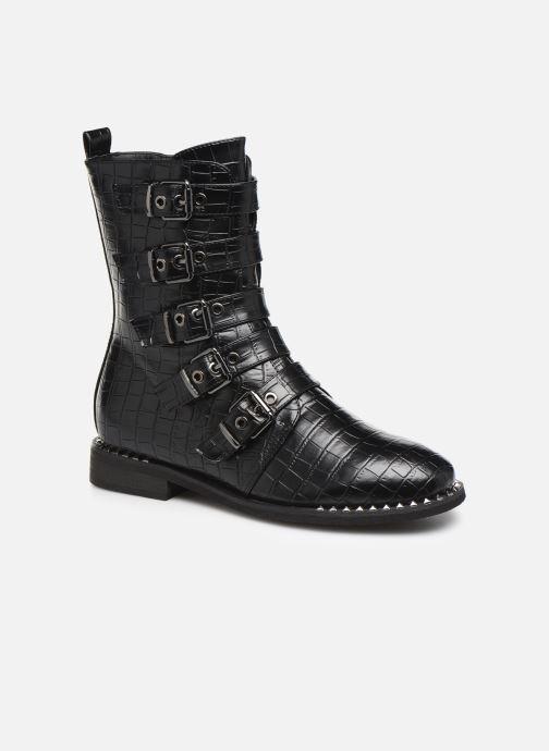 Bottines et boots Vanessa Wu BT2017 Noir vue détail/paire