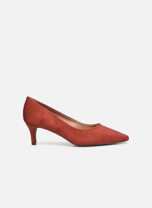 Zapatos de tacón Vanessa Wu EC2046 Rojo vistra trasera