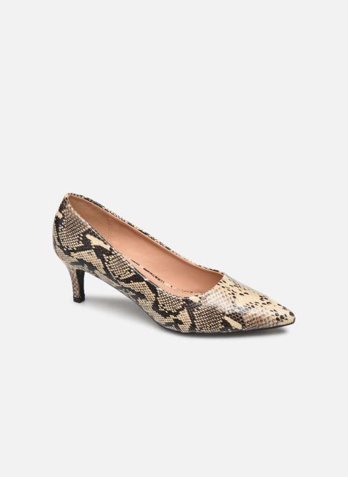 Zapatos de tacón Vanessa Wu EC2051 Beige vista de detalle / par