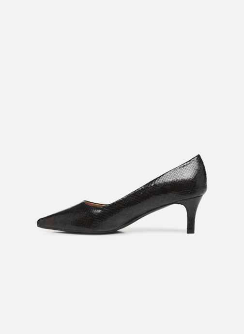 Zapatos de tacón Vanessa Wu EC2051 Negro vista de frente