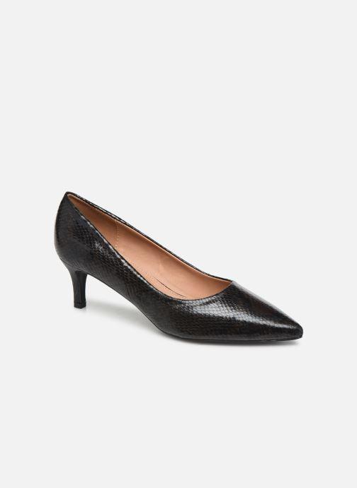 Zapatos de tacón Vanessa Wu EC2051 Negro vista de detalle / par