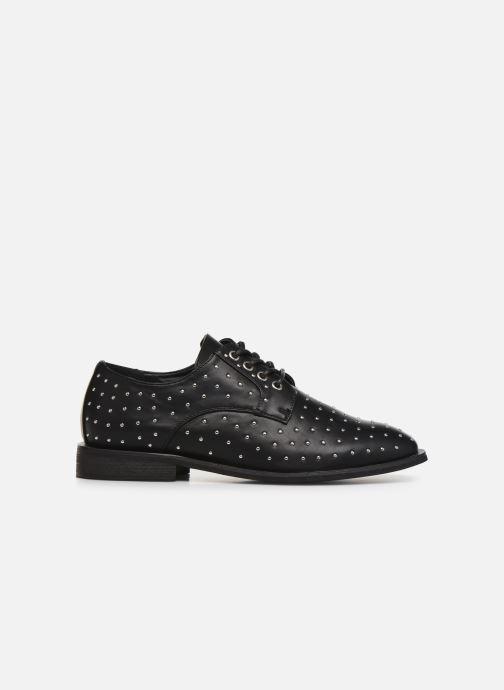 Zapatos con cordones Vanessa Wu RL2018 Negro vistra trasera