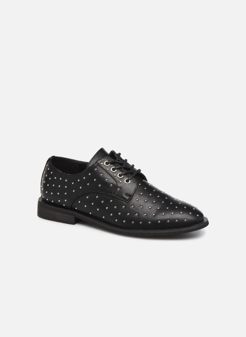 Zapatos con cordones Vanessa Wu RL2018 Negro vista de detalle / par