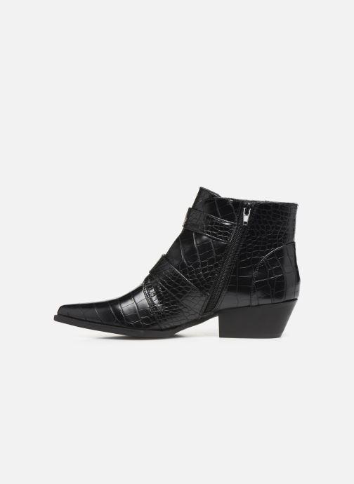 Boots en enkellaarsjes Vanessa Wu BT2027 Zwart voorkant