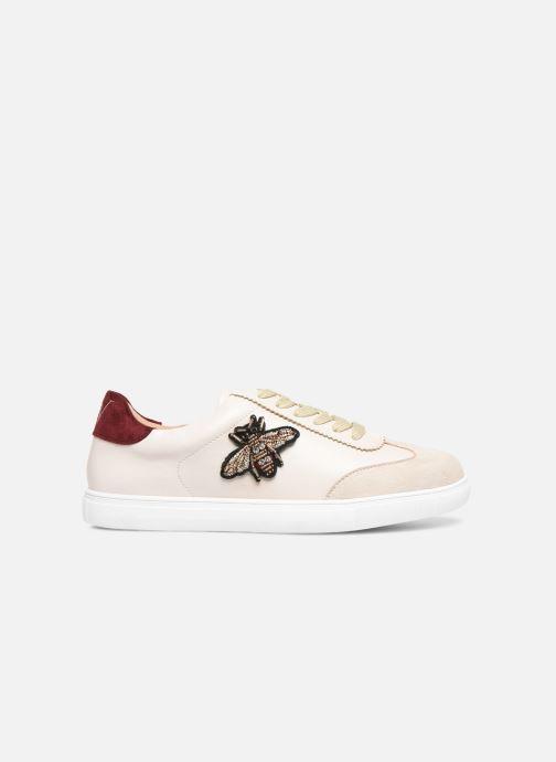 Sneaker Vanessa Wu BK2013 weiß ansicht von hinten