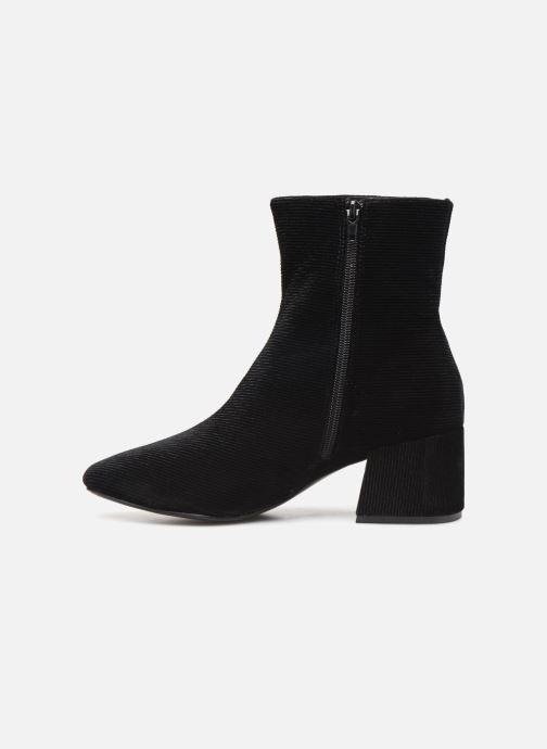Bottines et boots Vanessa Wu BT2041 Noir vue face