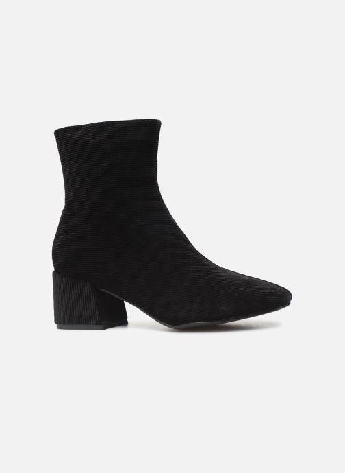 Stiefeletten & Boots Vanessa Wu BT2041 schwarz ansicht von hinten