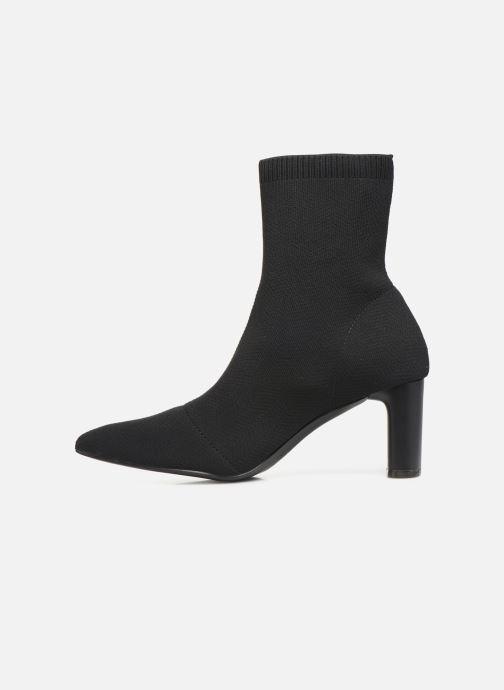 Bottines et boots Vanessa Wu BT2053 Noir vue face