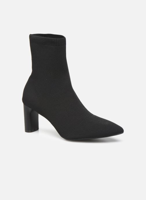 Bottines et boots Vanessa Wu BT2053 Noir vue détail/paire