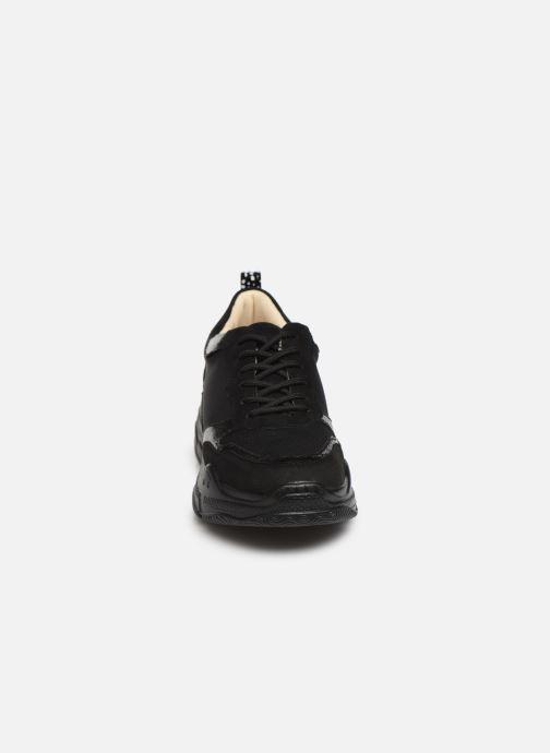 Sneakers Vanessa Wu BK2010 Svart bild av skorna på
