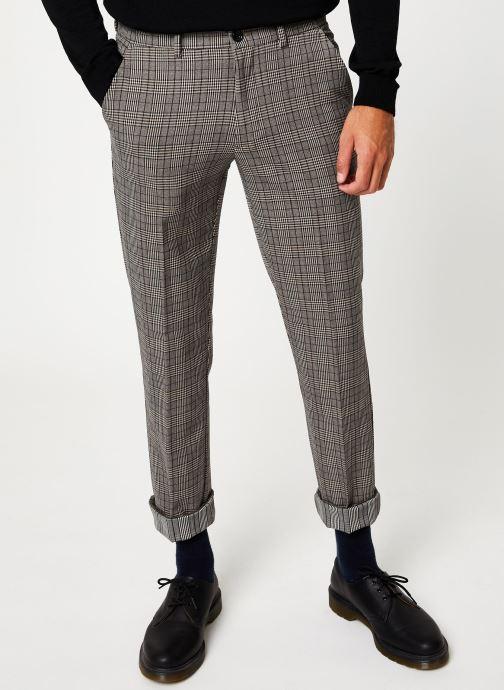 Pantalon droit - F4BF9020 - Beige