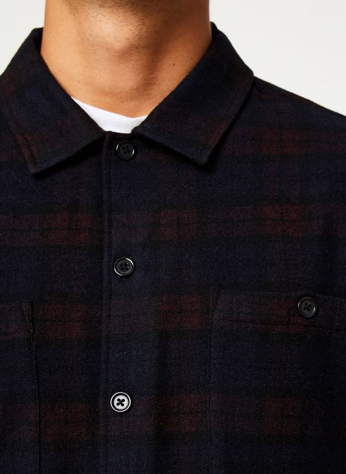 Vêtements Farah F4WF9008 Noir vue face