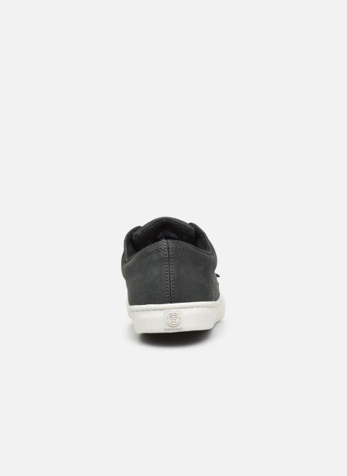 Sneakers Element Topaz C3 C Zwart rechts