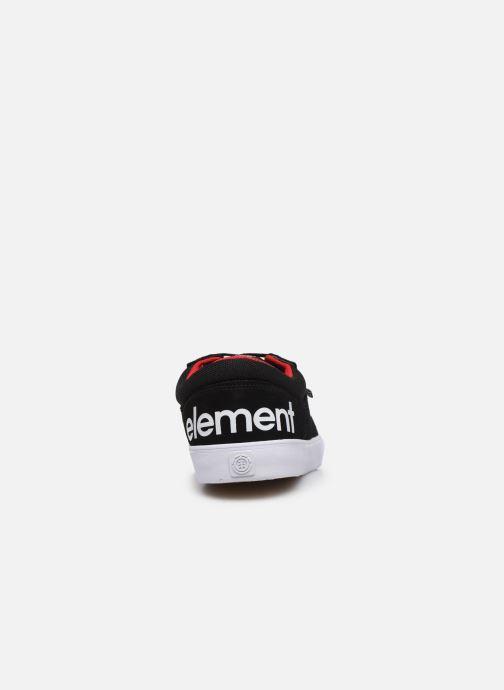 Baskets Element Wasso C Noir vue droite