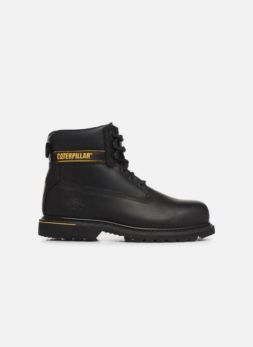 Bottines et boots Caterpillar Holton St Sb Hr Noir vue derrière
