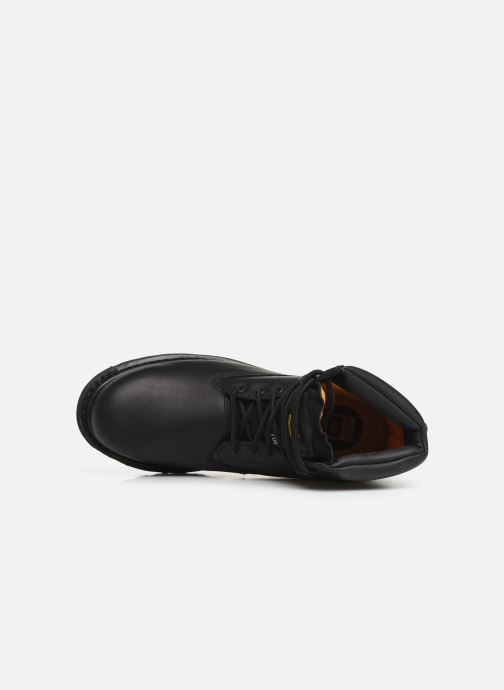 Bottines et boots Caterpillar Holton St Sb Hr Noir vue gauche
