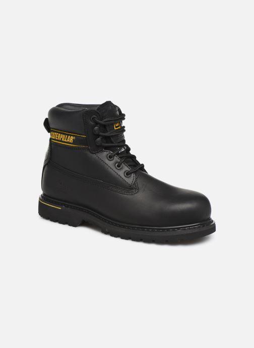 Bottines et boots Caterpillar Holton St Sb Hr Noir vue détail/paire