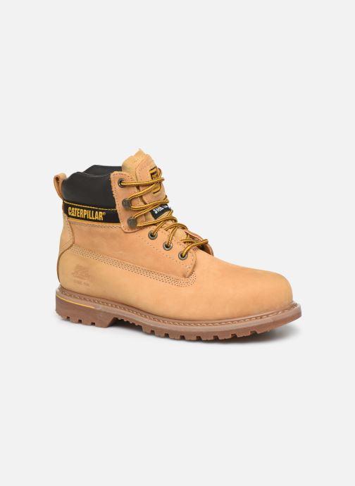 Stiefeletten & Boots Caterpillar Holton S3 Hro Src braun detaillierte ansicht/modell