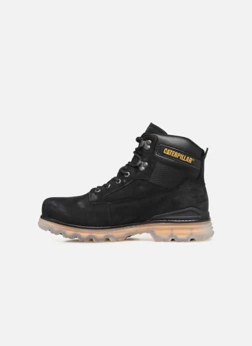 Ankle boots Caterpillar Baseplate Black front view