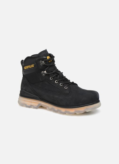 Ankle boots Caterpillar Baseplate Black detailed view/ Pair view