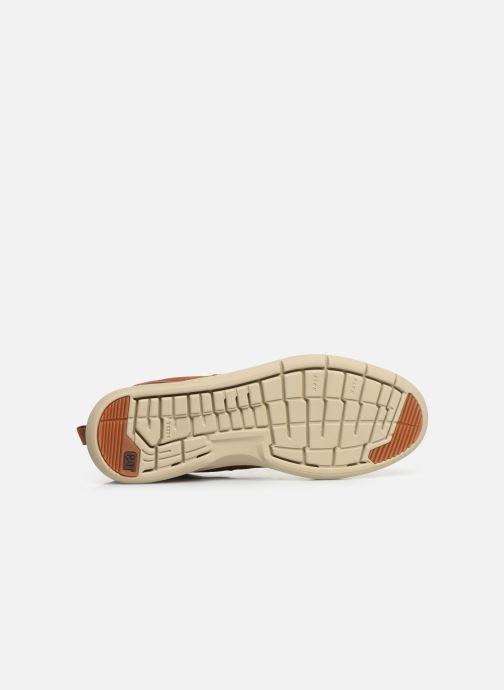 Sneakers Caterpillar Warrant 2 Marrone immagine dall'alto