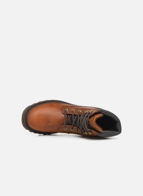 Bottines et boots Caterpillar Deplete wp Deplete Marron vue gauche