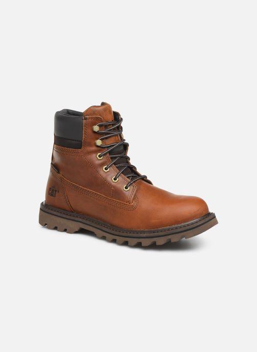 Bottines et boots Caterpillar Deplete wp Deplete Marron vue détail/paire