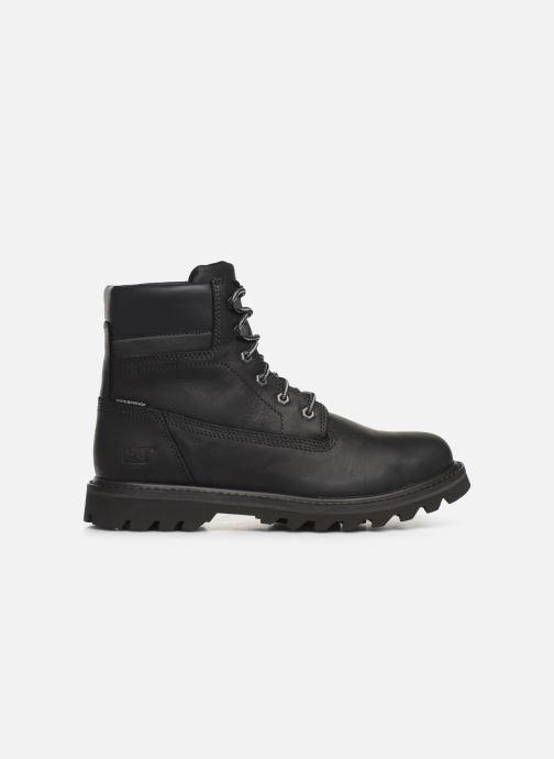Boots en enkellaarsjes Caterpillar Deplete wp Deplete Zwart achterkant