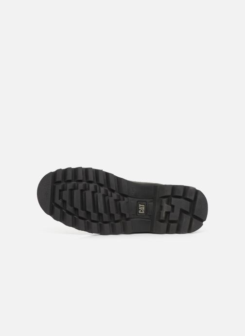 Ankle boots Caterpillar Deplete wp Deplete Black view from above