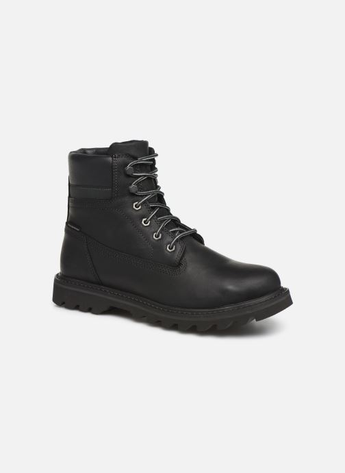 Ankle boots Caterpillar Deplete wp Deplete Black detailed view/ Pair view