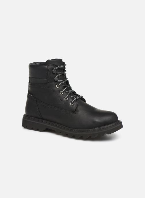 Boots en enkellaarsjes Caterpillar Deplete wp Deplete Zwart detail
