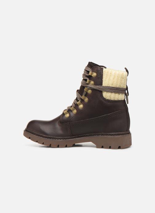 Ankle boots Caterpillar Informer Informer Black front view